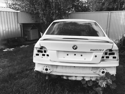 Wrecking BMW 5 series E39 (full car full parts available )  Adelaide CBD Adelaide City Preview