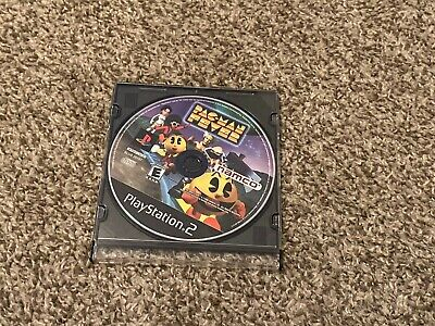 Pac-Man Fever PS2 DISC ONLY!
