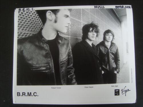 Black Rebel Motorcycle Club BRMC 8x10 Promo Publicity Photo press lot of 3
