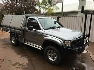 2002 Toyota Hilux Ute Echuca Campaspe Area Preview