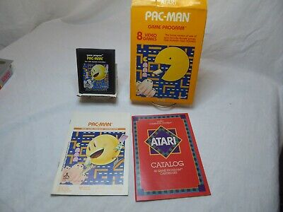 Pac-Man (Atari 2600, 1982) Complete