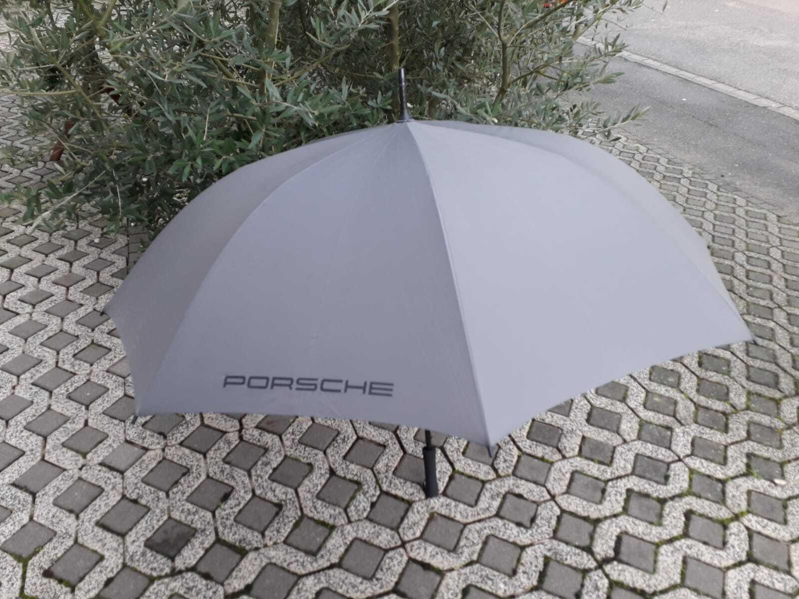 Porsche Designer XL Golf Regenschirm Sonnenschirm 2 Personen 122 cm NEU & OVP