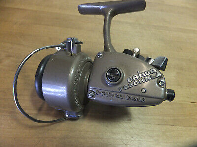 d0552356dc8 VINTAGE DAIWA Rare 7250HRLA FRESHWATER SPINNING REEL Hi speed bearings Japan
