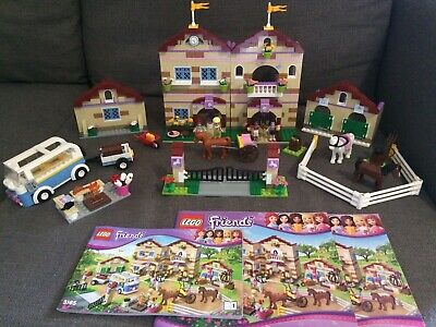 LEGO Friends - Summer Riding Camp #3185 (2012)