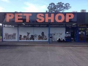 Pet Shop / Pet Supplies Store - Western Sydney Kings Park Blacktown Area Preview