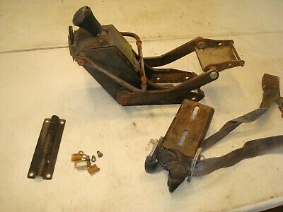 1971 Ford 3400 Tractor Seat Bracket Mount 3000 4000