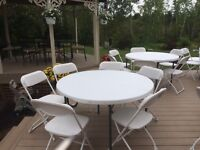 Cheap party rentals and supplies !!