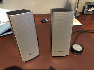 Haut-parleurs Bose Companion 20