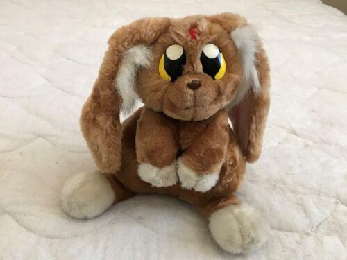 "Tenchi Muyo Pioneer Pre-owned Vintage Rare Plush Bunny Rabbit Very Cute 9.5"""