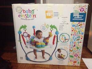 Baby Einstein jumper for sale