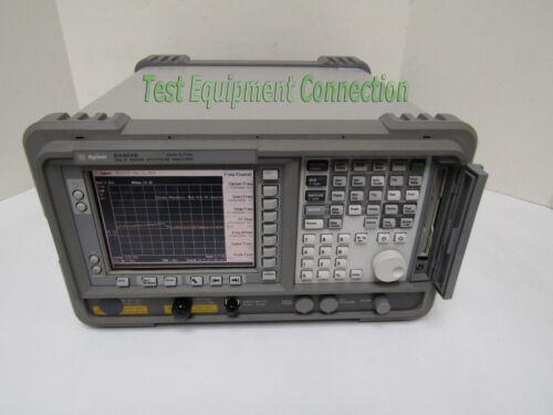 Agilent-keysight E4404b/a4h/b72/1d5/120 Spectrum Analyzer