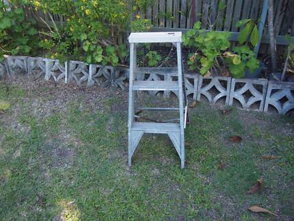 SMALL  STEP  LADDER