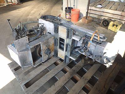 Mori Seikirl-25397cnc Lathe Load Unload Robot Gantry