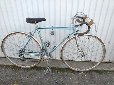 Vintage Vélo FUJI Manivelle Bras 1725 Noir Nouveau Stock Ancien