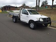 2010 Toyota Hilux MY10 SR 4X4 Greystanes Parramatta Area Preview
