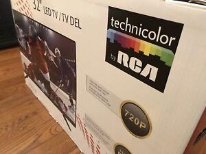 """32"""" LED TV New"""
