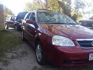 2007 Holden Viva Wagon Redcliffe Redcliffe Area Preview