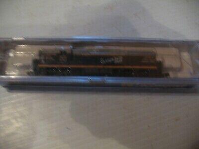 LIFE-LIKE  N GAUGE   BURLINGTON  ENGINE    CB&Q  N  SD7  LOCO BLACK #303, used for sale  Anacortes