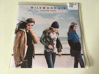 Wildwood Kin SEALED 2017 PROMO CD ALBUM Turning Tides
