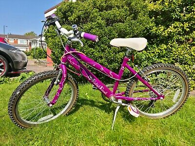 Raleigh bike used for girls aged 7 _10 years
