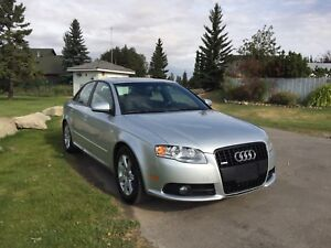 **on hold** Audi A4 S Line Quattro 3.2 Ltr Nav/ Low KM