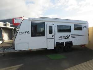 2020 Avan Aspire 617 Luxury Ensuite Family Van bunks and more Bassendean Bassendean Area Preview