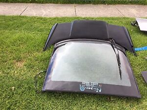 180sx rear hatch boot and wing Mill Park Whittlesea Area Preview