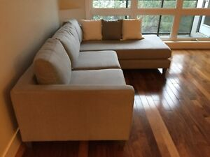 Revolve Furnishing New Chaise Sectional