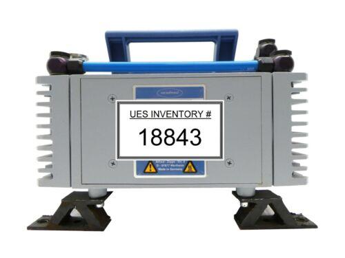 Vacuubrand MV 2 Diaphragm Vacuum Pump Leybold ULTRATEST UL 500 Tested Working