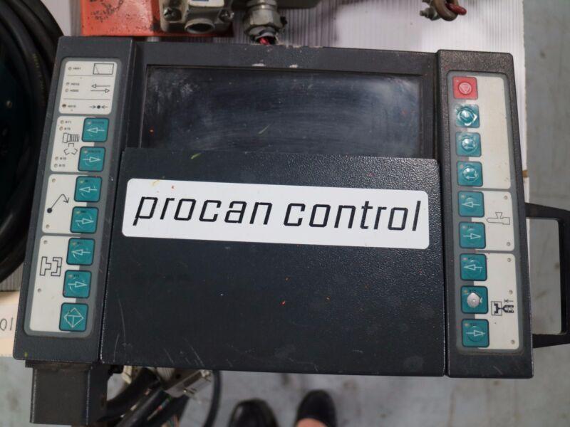 Procan Control, Part No. 9629014