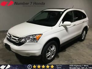 2011 Honda CR-V EX-L|AS-IS| Leather, Sunroof, All-Wheel Drive!