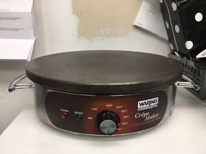 Crêpe Maker marque Waring Commercial 16'´