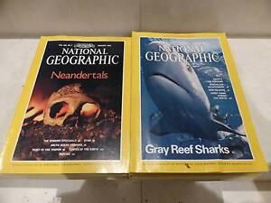 National Geographic Magazines Paddington Brisbane North West Preview