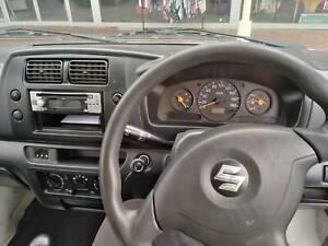 2006 Suzuki APV Manual Van/Minivan
