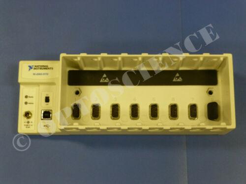 National Instruments NI cDAQ-9172 USB CompactDAQ Chassis, 8-Slot