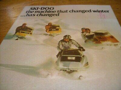Reproduction Vintage Ski Doo Silver Bullet Snowmobile Logo Coffee Mug
