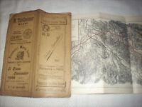Planimetrie E Profili Ciclistici N 31 32 Cosenza Castrovillari 1897 -  - ebay.it