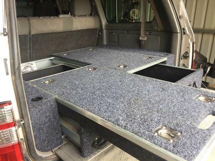 Titan roll out drawers  for 4x4