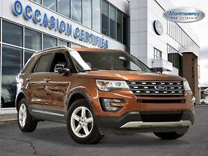 2017 Ford Explorer XLT AWD GPS+CAMÉRA+DÉMARREUR