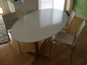 Nick Scali Dining Table Dining Tables Gumtree