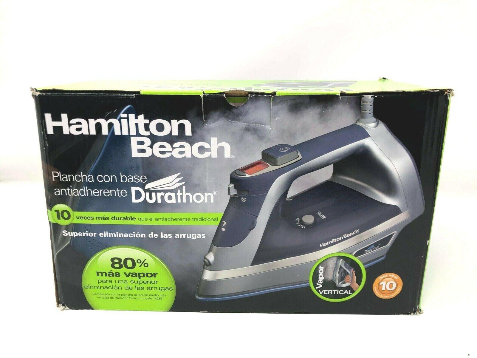 Hamilton Beach® Durathon™ Digital Nonstick Iron