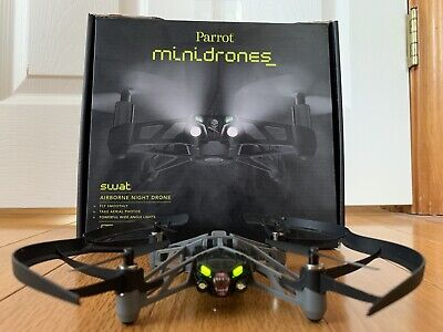 Parrot Airborne Night Mini Drone - Used - Excellent Condition!!!