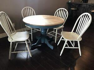 Table and Chairs - Refinished