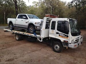 Tilt tray tow truck transport service Yatala Gold Coast North Preview