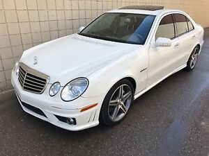2007 Mercedes Benz E63 Amg **just serviced, v8, very clean**
