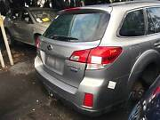 WRECKING SUBARU OUTBACK TURBO 2009 10 11 12 FOR PARTS Revesby Bankstown Area Preview
