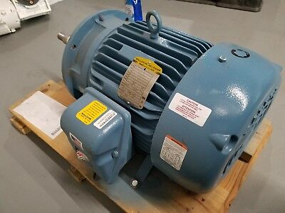 Baldor Marine Duty 7-1/2 HP 3510 RPM Electric Motor NEW