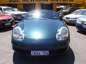 2002 Porsche Boxster 986 Roadster Tiptronic Victoria Park Victoria Park Area Preview