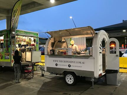 Food Trailer Caringbah Sutherland Area Preview