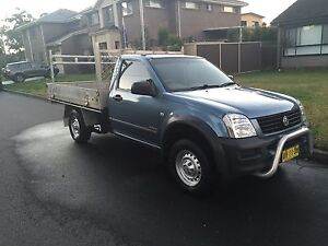Holden rodeo ute 2004 Bankstown Bankstown Area Preview